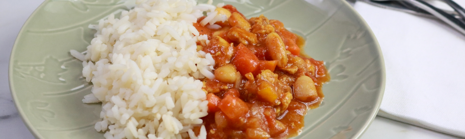 Brazilian Chicken with Rice